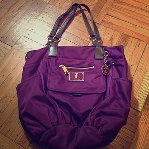 Juicy Couture tote bag!