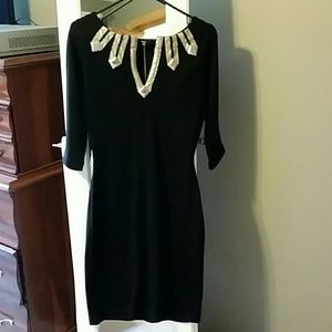 ALICE by Temperley Dresses & Skirts - Black sweater dress