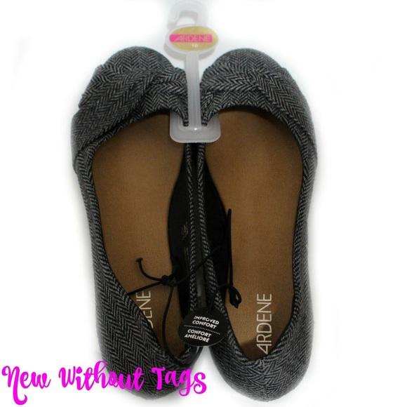 f9c1b8aa6cc2 Ardene Shoes - Ardene gray flats
