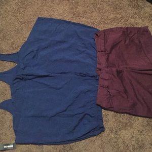 4b9858f6d67a Old Navy Dresses - Royal Blue Plus Size Romper(sold out online)