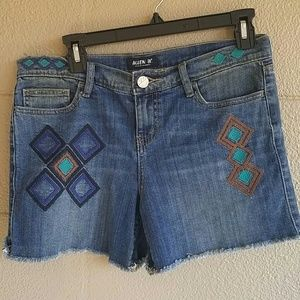 ABS Allen Schwartz Pants - Jean shorts size 6 allen b schwartz