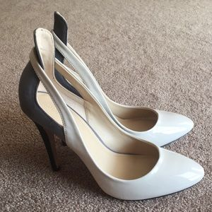 Zara Two Toned Heels