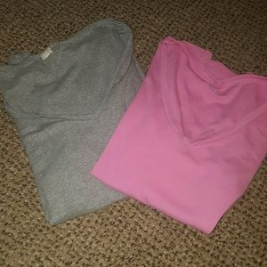 Bundle of 2 EUC JCREW Tees
