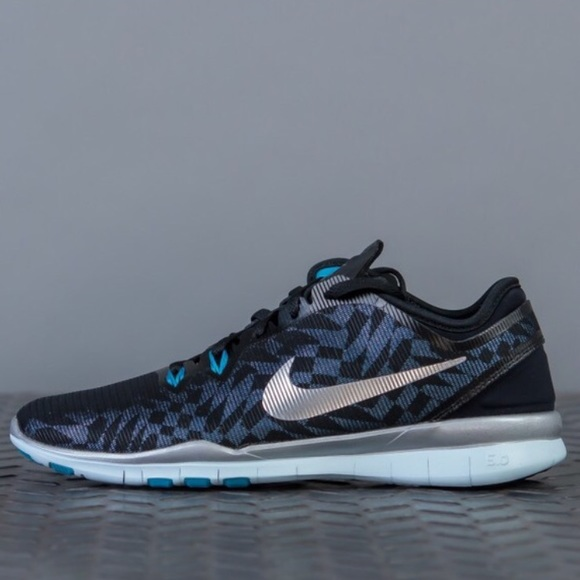best service 06722 4e4d4 Women s Nike Free 5.0 TR Fit 5 Metallic Trainers