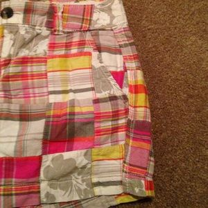 Adorable Patchwork Old Navy Shorts