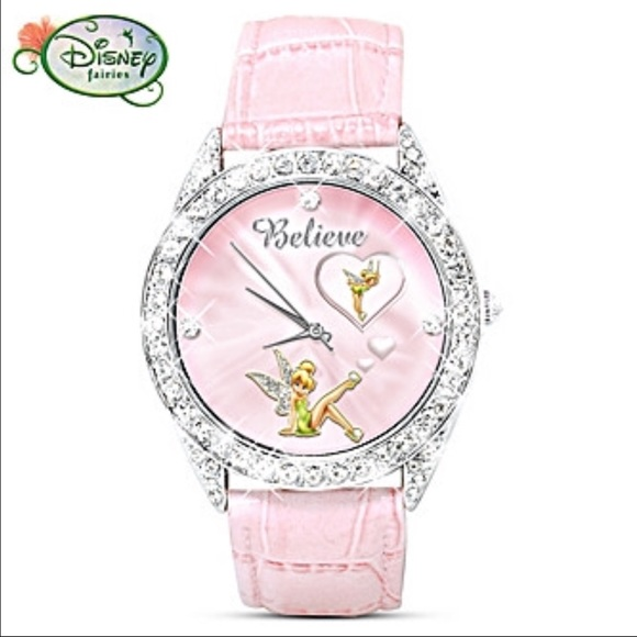 e466537ff The Bradford Exchange Tinkerbell Believe Watch. M_57439c6a4127d05374002947