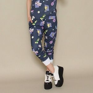 Joyrich Pants - NWT Joyrich Giza Tennis Club track pants sweats