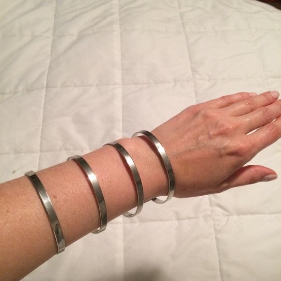 ASOS Jewelry - Cuff bundle