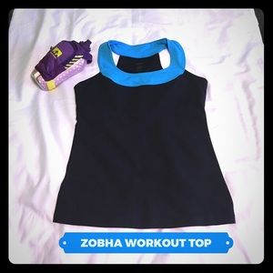 Zobha Tops - Sze 4 ZOBHA Workout Top