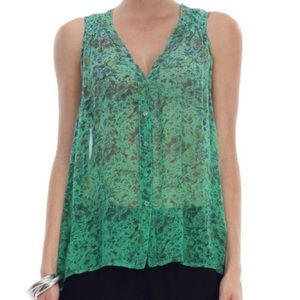 Moving Sale!! Gypsy 05 floral print top