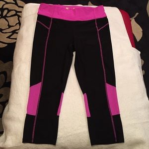 Xersion yoga kapry pants