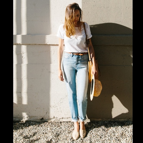 906a10cfe94 Madewell Denim - The Perfect Summer Jean in Fitzgerald Wash