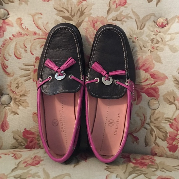 71 cole haan shoes cole haan black and pink
