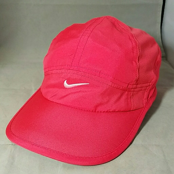 NIKE Dri-Fit Coral Running Exercise Baseball Cap.  M 5743c2b6ea3f3638dd004eae. Other Accessories ... 73fd747207f4
