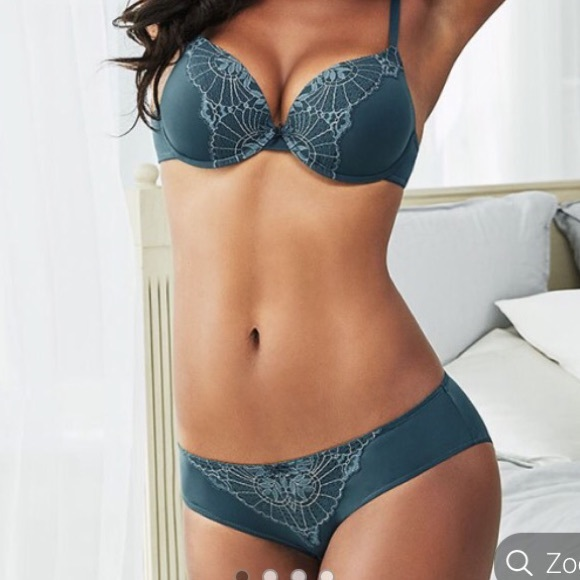 1675b4f85d NEVER WORN Adore Me bra and panty set. NWT