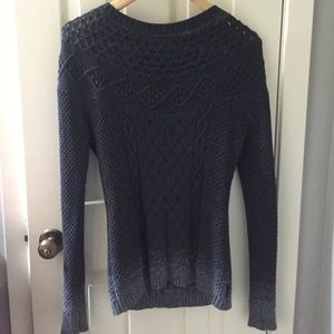 Woolrich grey sweater S