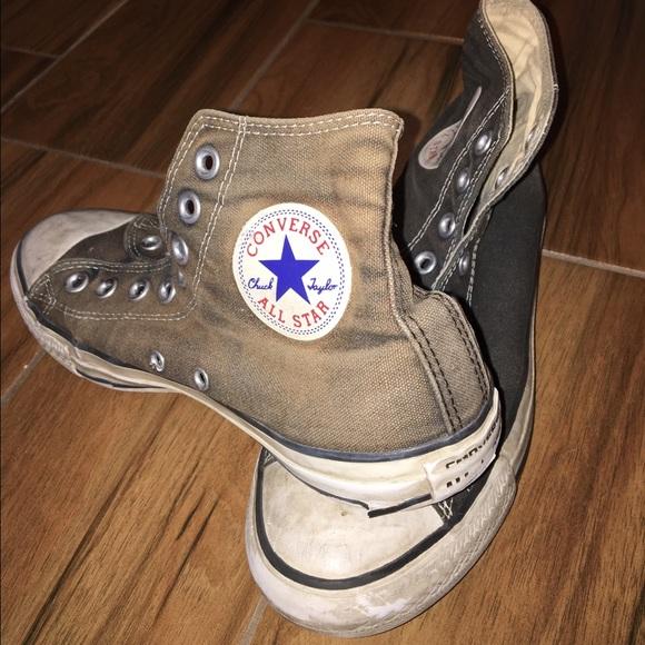 ac7f448f344f Converse Shoes - Beat-up Chucks
