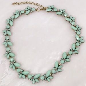 T&J Designs Jewelry - Mint Ivy Necklace