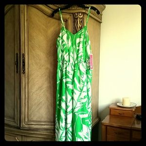 Lily pulitzer for target jumpsuit