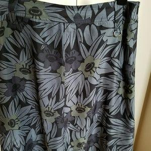 Diesel Silk Skirt lined with underslip. for sale