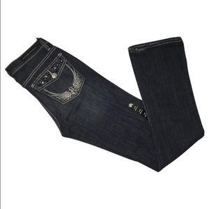 Rock and republic blue jeans