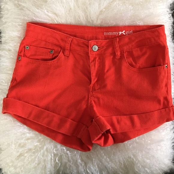 Tommy Hilfiger - Tommy Hilfiger, Tommy Girl shorts from Shelby's ...