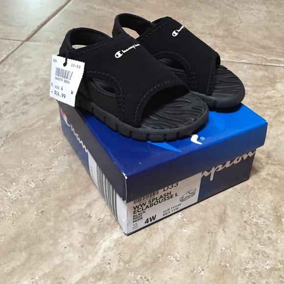 83c00f62025957 Baby boy size 4 sandals