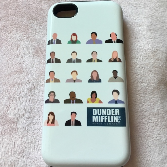 best loved 279f8 9f0bd The Office iPhone 5c case!