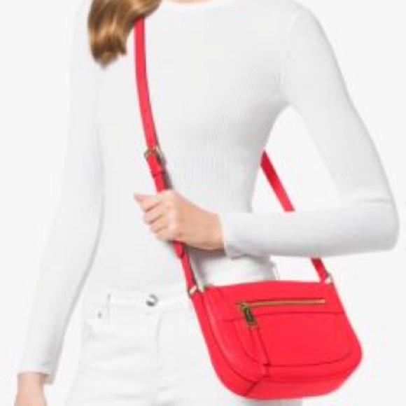 a33c44d5e6317d MICHAEL Michael Kors Bags | Michael Kors Julia Medium Leather ...