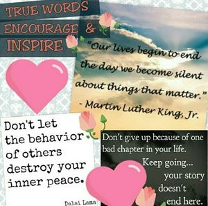 Other - 💝💌💝  WORDS OF INSPIRATION