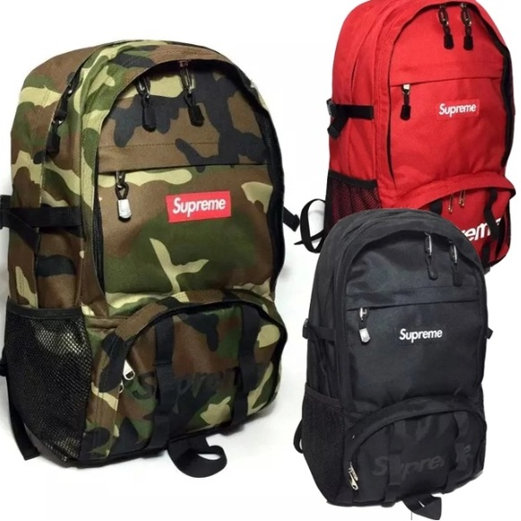 fb952c4fe1 Supreme Bags | Real Backpacks | Poshmark