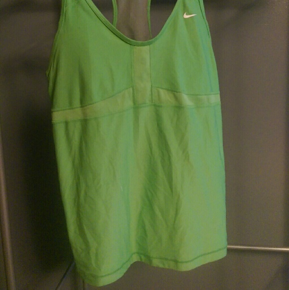b795aab9cbe29 Compression tank top with built in bra