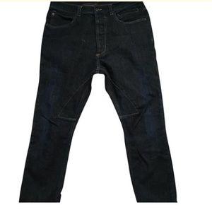 Dolce and gabanna boyfriend crop pants