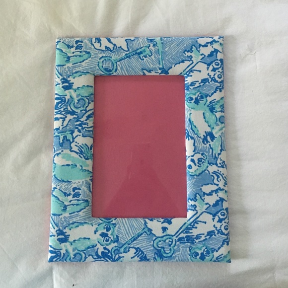 Lilly Pulitzer Other Kappa Kappa Gamma Picture Frame Poshmark