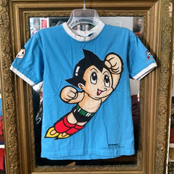 9c1012aee Astro Boy Vintage T-shirt. M_5744a4eb522b45de58000e94