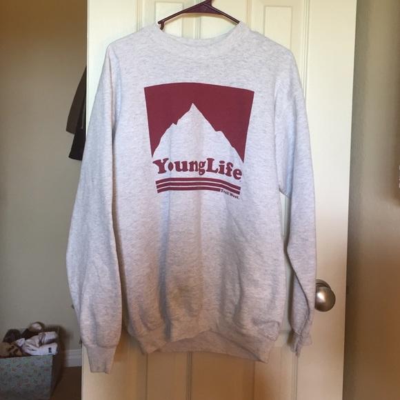 YoungLife Trail West sweatshirt