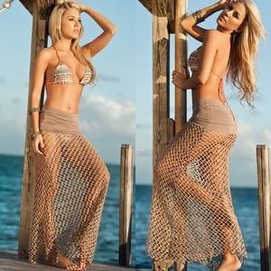 Other - Maxi Skirt Beach Coverup