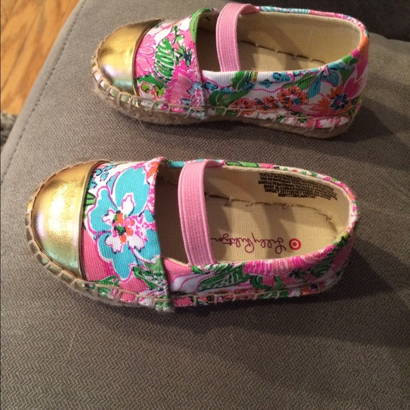 56a9697042684e Lilly Pulitzer Other - Lily Pulitzer for target toddler shoes
