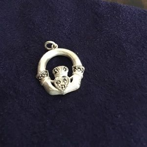 Jewelry - Sterling Silver Claddaugh Charm