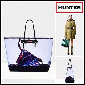 Hunter Handbags - HUNTER ORIGINAL Tote Large Clear Tote