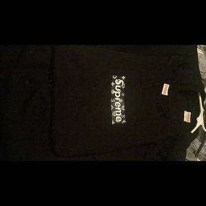 Supreme Louie V Box logo Tee
