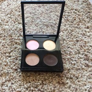 MAC eye shadow quad