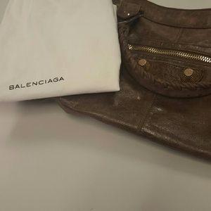 Balenciaga Satchel Shoulder Bag
