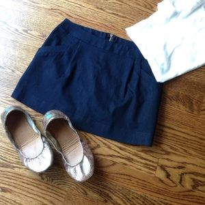 Eight Sixty Dresses & Skirts - FLASH SALE Eight Sixty Dark Denim Skirt sz Small