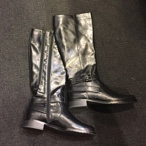 Brand new Aerosoles faux leather tall winter boot