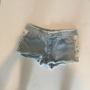 Tractr Other - Kids jean shorts