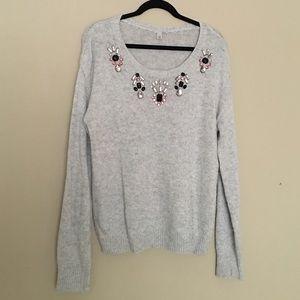 Halogen sweater size L