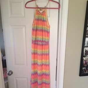 Lilly Pulitzer maxi dress, never been worn.