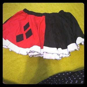 Dresses & Skirts - Harley Quinn Skirt