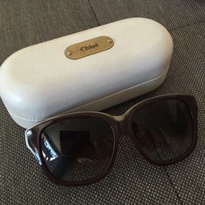 Sale Chloe Retro Sunglasses - CL2138